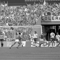 'You coulda been a hero...' Ray Houghton, Jack Charlton and that night at Wembley