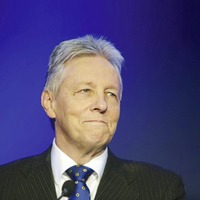 DUP should be led from centre not extremes, warns Peter Robinson