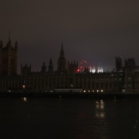 UK landmarks switch lights off to mark Earth Hour