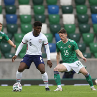 North frustrated as USA take victory at Windsor Park