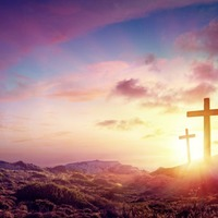 Good Friday opens the way to God's presence