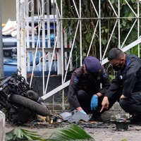 Newlyweds identified as pair who targeted Indonesian cathedral on Palm Sunday
