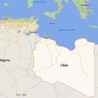 Hundreds of migrants intercepted off coast of Libya