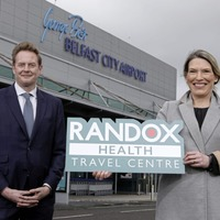 City Airport partners with Randox to launch on-site Covid testing centre