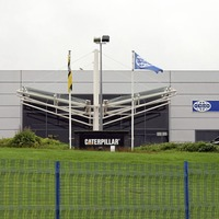 Caterpillar moves ahead with plans to sell off west Belfast office complex