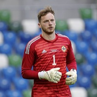 Conor Hazard has sights on number one jersey for Celtic and Northern Ireland