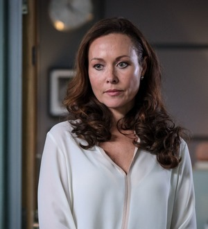 Amanda Mealing explains Casualty departure after 'tough year'