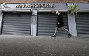 Wetherspoon to reopen three beer gardens in Northern Ireland