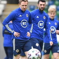 Shane Ferguson sees signs of Northern Ireland's slow start coming to an end