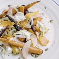 Tried and tested: Veggie recipes from chef Rob Howell's cookbook Root
