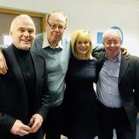 UTV's Frank Mitchell and Ken Reid bade a final farewell on last day