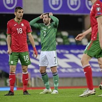 Clean sheet at last but no goals for Northern Ireland against Bulgaria