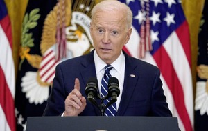 Joe Biden to address joint session of Congress for first time as president