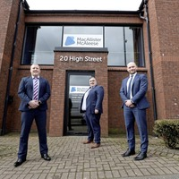 New legal firm MacAllister McAleese formed in Larne