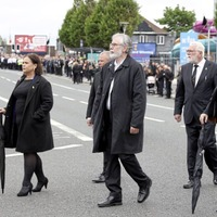 Tensions around Bobby Storey funeral decision heighten further with UUP 'withdrawing support' for the chief constable