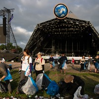Glastonbury receives £900,000 in arts funding