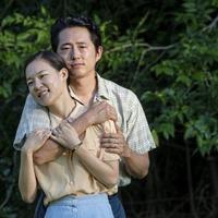 Minari star Steven Yeun and writer/director Lee Isaac Chung on the success of the multi-Oscar nominated drama