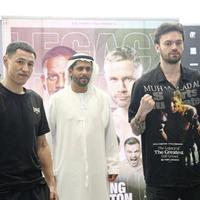 'Kazakh Killer' Tyrone McKenna ready to go to war in Turarov Dubai rumble