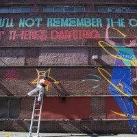 Shuggie Bain mural unveiled in city which inspired prize-winning novel