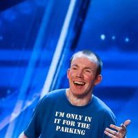 BGT winner Lost Voice Guy finds his voice – near Newcastle