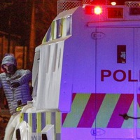 27 police officers injured in Northern Ireland unrest
