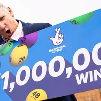 I couldn't believe it was real: Van driver celebrates £1m scratchcard win