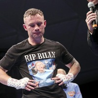 Tributes pour in for Carl Frampton after boxing hero retires following Dubai defeat