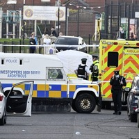 Community 'reeling' following death of seven-year-old girl in west Belfast collision