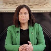 Prepare for Irish unity poll, Sinn Féin leader Mary Lou McDonald says in Easter address