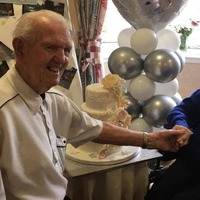 Couple hail 'having a laugh' as key to success of 70-year marriage