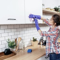 Anita Robinson: They say the 'cleaning gene' skips a generation. I'm glad it was mine