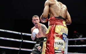 Carl Frampton walks away a legend of the fight game after retirement insists Wayne McCullough