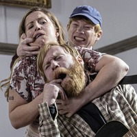 Perfectly Frank: Domhnall Gleeson and brother Brian on dark new Channel 4 sitcom Frank of Ireland