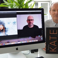 Graphic designer bounces back from pandemic with Kate Bush book