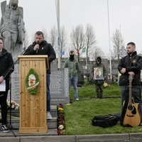 Dissident republican Easter commemoration held in Derry