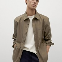 On Trend: Spring style – five of the best men's overshirts