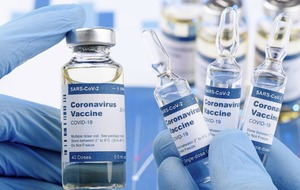 Swann hails 'another landmark' as one million vaccines administered in NI