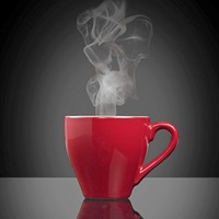 Storm in a tea cup: The downside of a hot drink. This week: Nosebleeds