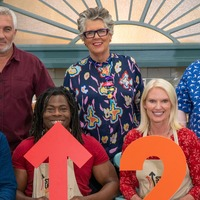 Another celebrity crowned star baker on Bake Off