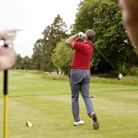 Marie Louise McConville: Praise the Lord, golf has finally returned