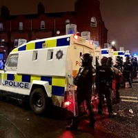 55 police officers injured during week of disorder in Northern Ireland