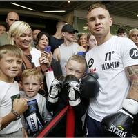 The Jackal is gone but I hope we haven't seen the best of Carl Frampton yet