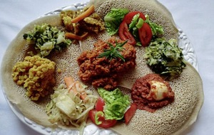 Eating In: You could do yourself an injera on Taste of Ethiopia's delicious food