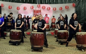 Taiko drumming: A force for good in Derry
