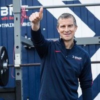 Get fit outdoors for 'that little bit of grit', says Bear Grylls