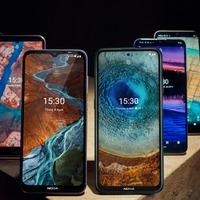 Nokia unveils six new smartphones in line-up revamp