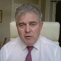 NI Secretary Brandon Lewis challenges Loyalist Communities Council to condemn violence