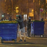 13-year-old child and woman (19) among eight people charged with rioting during week of loyalist violence