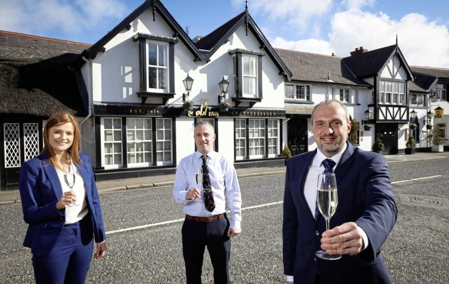 Galgorm group acquires The Old Inn Crawfordsburn in multi-million pound deal
