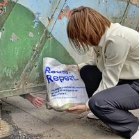 One woman's act of kindness at Belfast interface